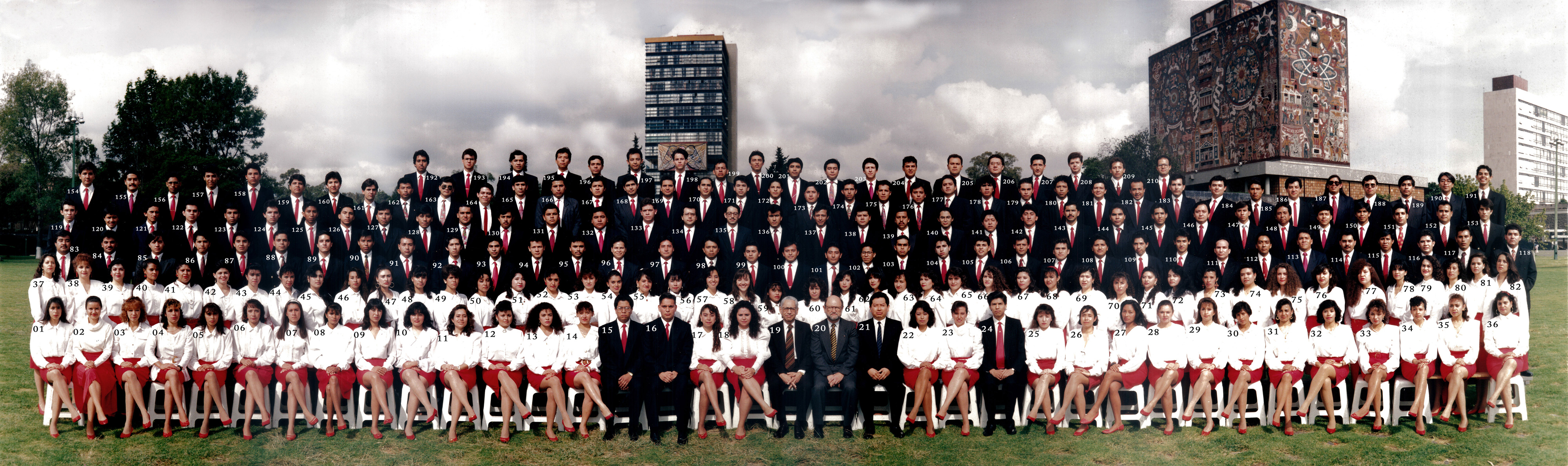 Generación 89-93 Ingeniería en Computación