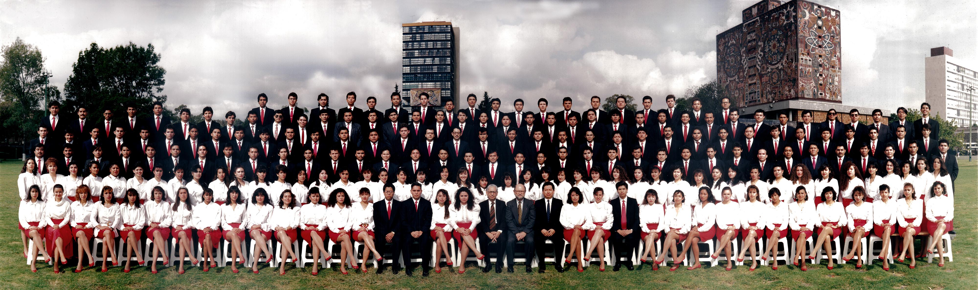 Foto ingeniería en computación Generación 89-93