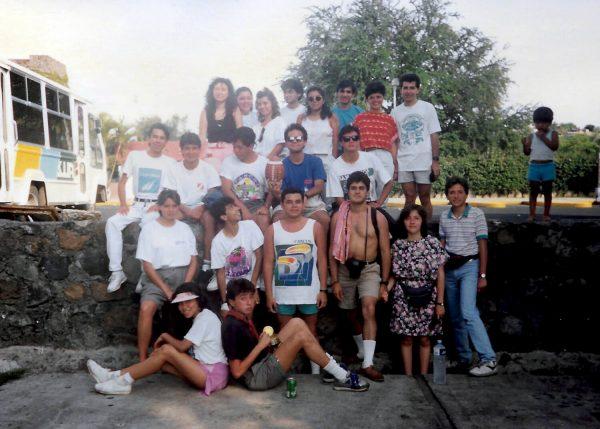 Fin de Semana en Oaxtepec