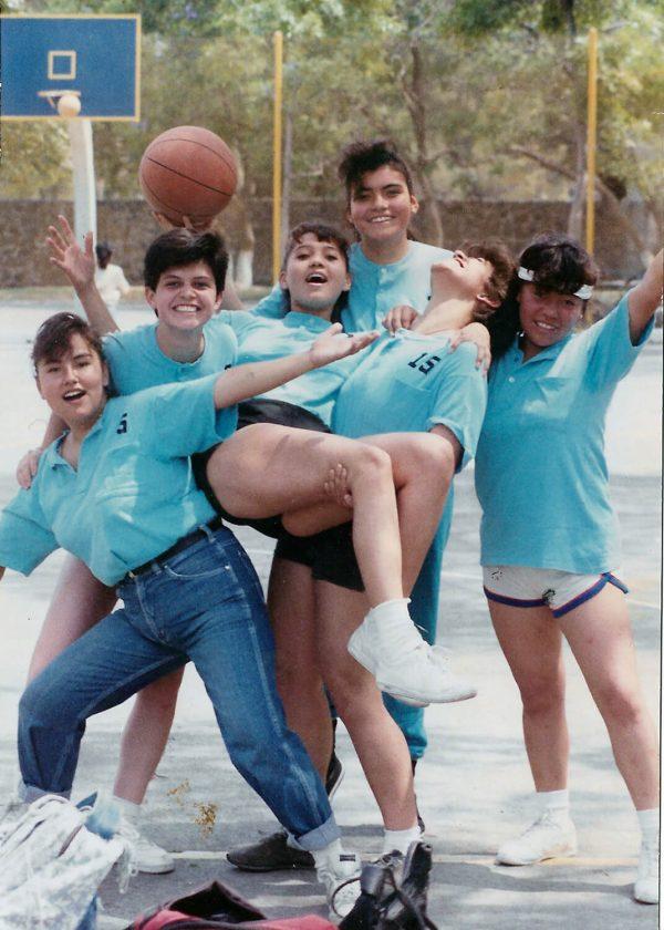"""Equipo de Basketball - Las """"Winners"""" de Ingeniería"""