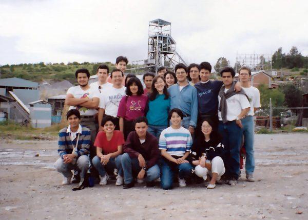 Viaje FI93 - Mina las Torres, Guanajuato